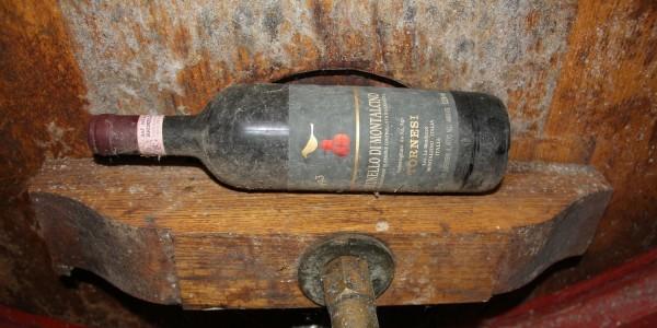 1993 bottiglia